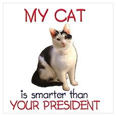 Cat > Bush 2 Poster