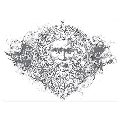 Greek Mythology Poster