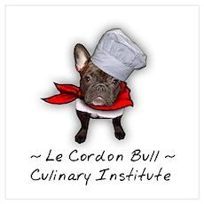 Le Cordon Bull Poster