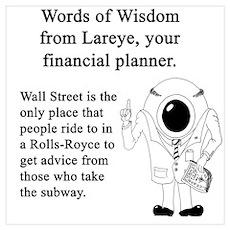 Advice Poster