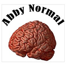 Abby Normal Poster