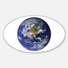 Blue Marble Earth Decal