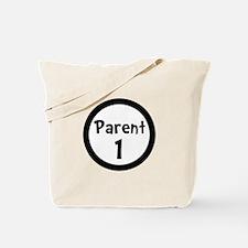 Parent 1 Tote Bag