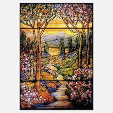 Tiffany Landscape Un