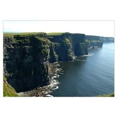 Cliffs of Moher Framed Print