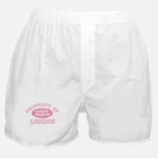 Property of London Boxer Shorts