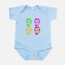 Lincoln Warhol Infant Bodysuit