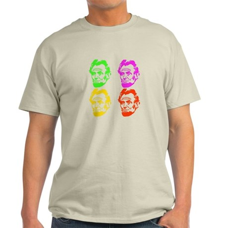 Lincoln Warhol Light T-Shirt