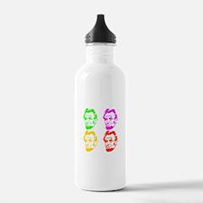 Lincoln Warhol Water Bottle