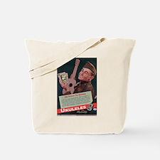 Ukuleles Satisfy! Tote Bag