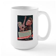 Ukuleles Satisfy! Mug