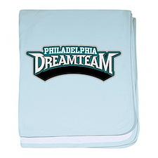 Dream Team baby blanket