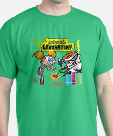 Dexters Laboratory With Dee T-Shirt