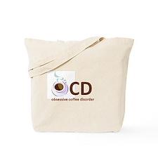 Cute Obsessive compulsive Tote Bag