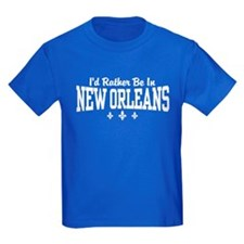 I'd Rather Be In New Orleans T