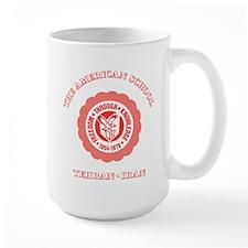 TAS Red Mug