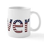 Oliver Stars and Stripes Mug
