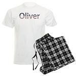 Oliver Stars and Stripes Men's Light Pajamas