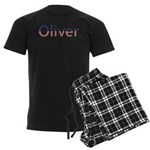 Oliver Stars and Stripes Men's Dark Pajamas