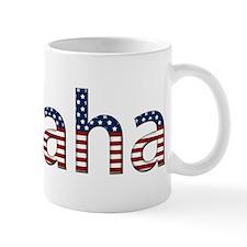Omaha Stars and Stripes Mug