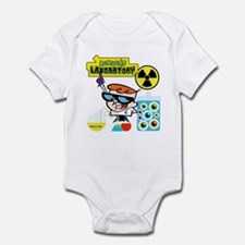 Dexters Laboratory Experiments Infant Bodysuit