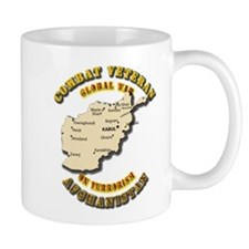 Combat Veteran - Global War Mug