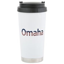 Omaha Stars and Stripes Travel Mug