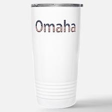 Omaha Stars and Stripes Travel Mug