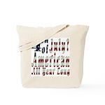 American All Year Tote Bag