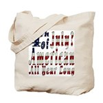 American All Year Tote Bag