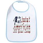 American All Year Bib