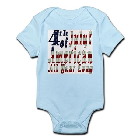 American All Year Infant Creeper