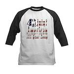 American All Year Kids Baseball Jersey