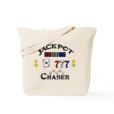 Jackpot Chaser Tote Bag