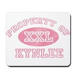 Property of Kynlee Mousepad