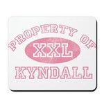 Property of Kyndall Mousepad