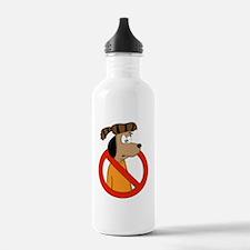 Anti-Volunteer Water Bottle