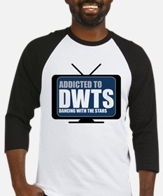 Addicted to DWTS Baseball Jersey
