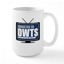 Addicted to DWTS Large Mug