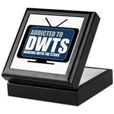 Addicted to DWTS Keepsake Box