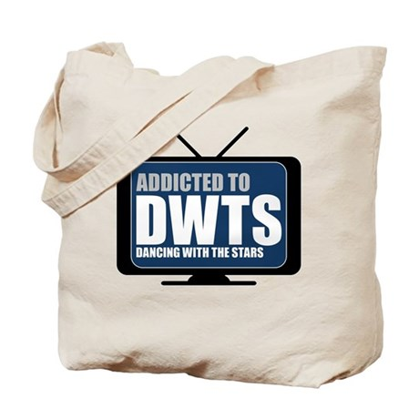 Addicted to DWTS Tote Bag