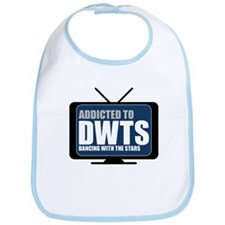 Addicted to DWTS Bib