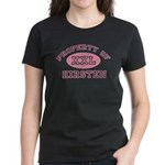 Property of Kirsten Women's Dark T-Shirt