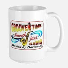 Groove-Time Smooth Jazz Mug
