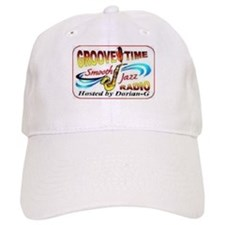 Groove-Time Smooth Jazz Baseball Cap