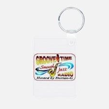 Groove-Time Smooth Jazz Keychains