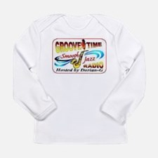 Groove-Time Smooth Jazz Long Sleeve Infant T-Shirt