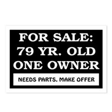 For Sale 79 Year Old Birthday Postcards (Package o