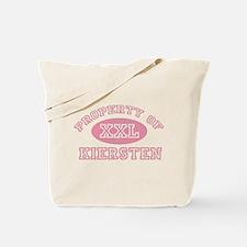 Property of Kiersten Tote Bag