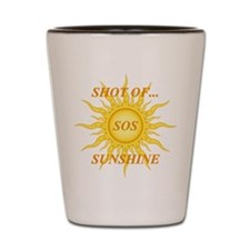 Shot o' Sunshine Shot Glass